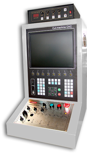 controller plasma profesional table gantry