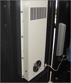 Schimbatorul de caldura pentru dulapul electric