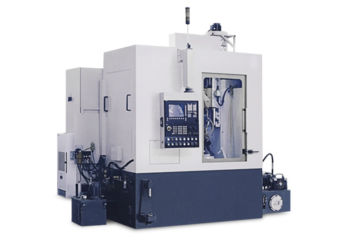 CNC High Speed Gear Hobbing Machines - GearMach