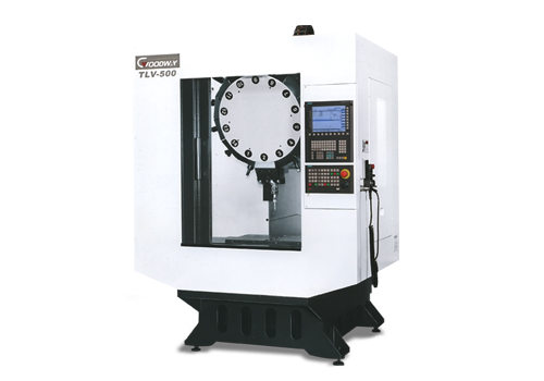 High Speed CNC Tapping Center - Goodway