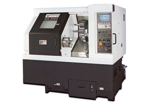 Competitive Ultra Heavy Duty Turning Lathe - Goodway