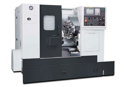High Speed Ultra Precision Turning Centers - Goodway