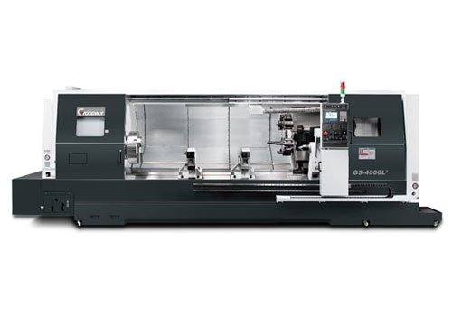 Maximum Performance CNC Turning Centers - Goodway