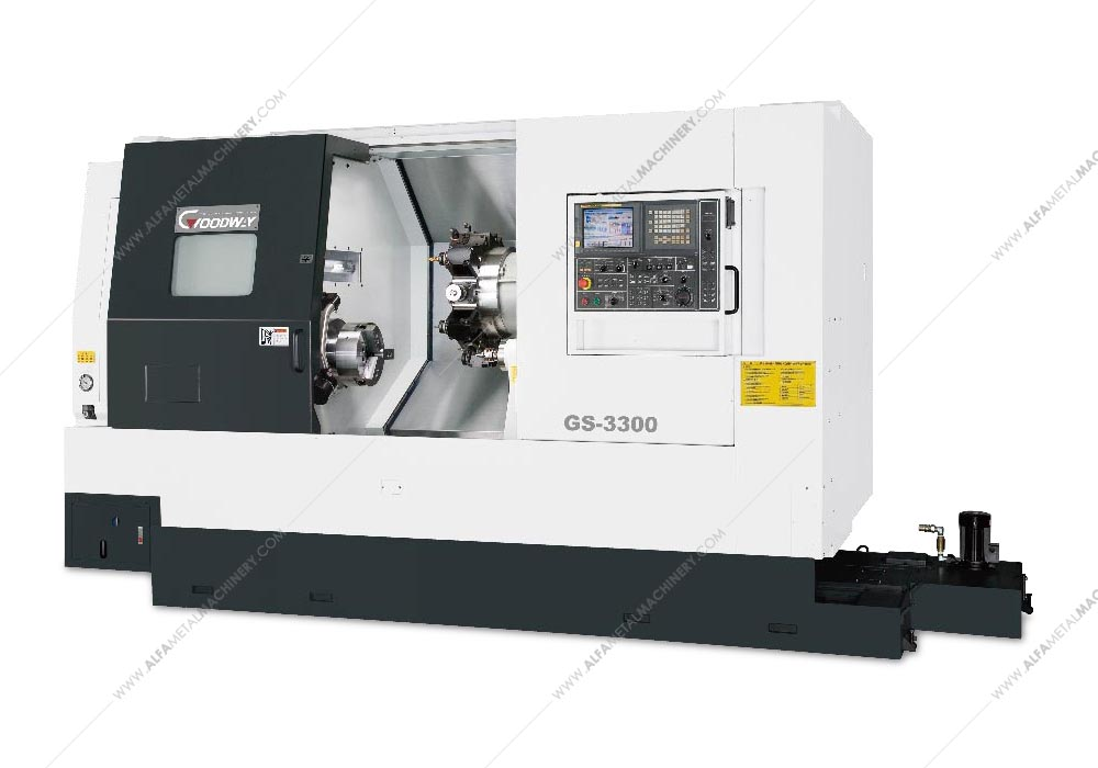 Alfa metal machinery select by technology turning for Bed tech 3000