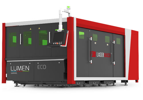 Laser Cutting Machine - LaserMach