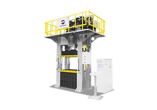 Deep Drawing Hydraulic Press - PressMach