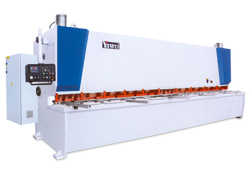LGSK Series CNC Guillotine Shears - Yawei