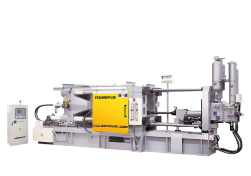 Real-time Control Cold Chamber Die Casting Machine - Yizumi
