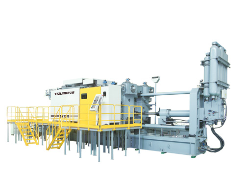 Heavy-duty Cold Chamber Die Casting Machine - Yizumi