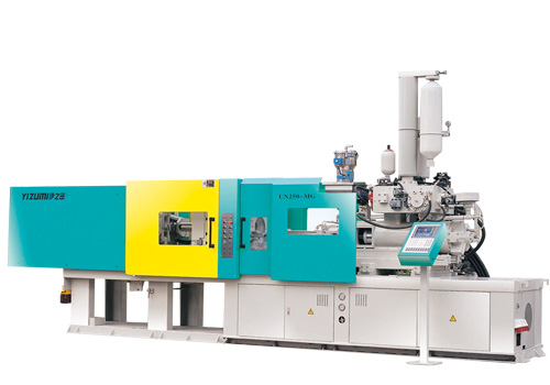 Semi-solid Magnesium Alloy Injection Thixomolding Machine - Yizumi