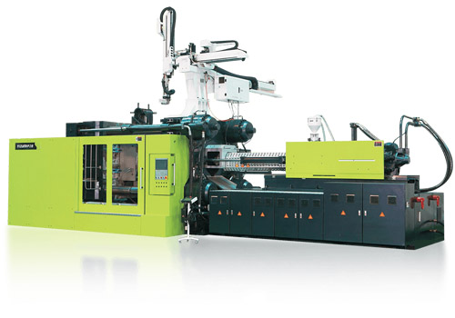 Dual Plate Injection Molding Machine - Yizumi