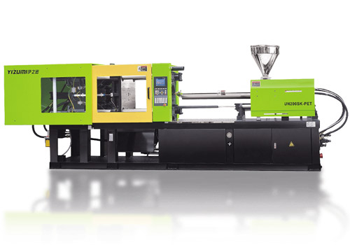 High Speed Injection Molding Machine - Yizumi