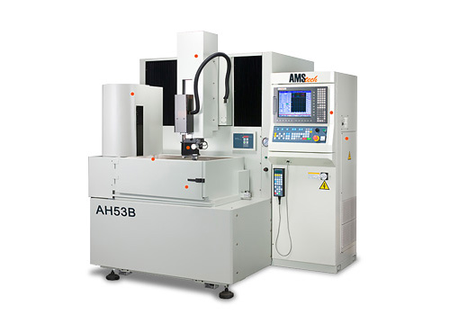 CNC High Speed EDM Drilling Machines - amstech