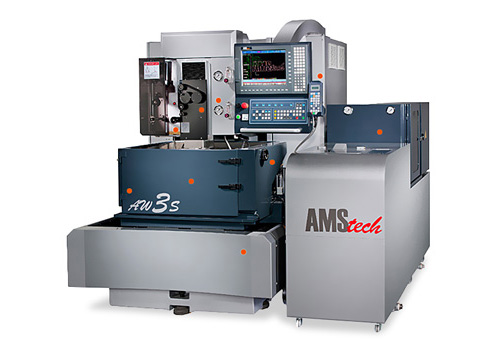 amstech AW-3S(L) High precision Wire Cut EDM machine
