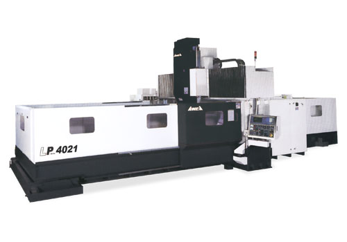 Bridge Type Production Vertical  Machining Center - awea