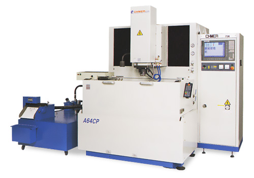 chmer A64CP Ultra Precision Machining
