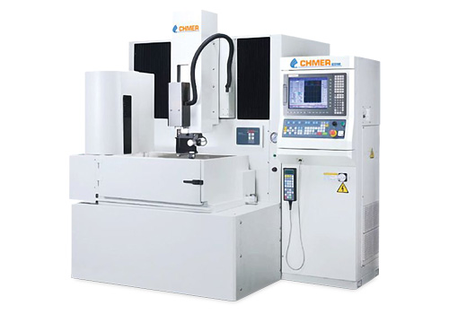 CNC Drilling EDM Machines - chmer