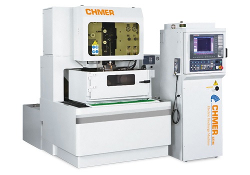High precision Wire Cut EDM machine - chmer