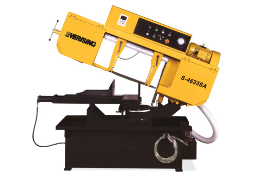 Miter Band Saw - Semi Automatic - everising