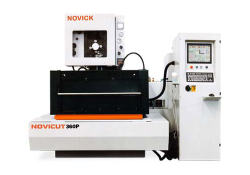 High precision Wire Cut EDM machine - novick
