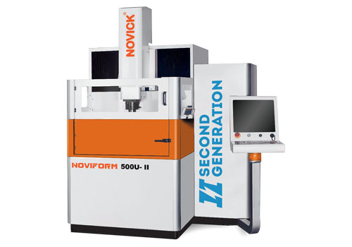 novick NOVIFORM 500U-II Precision Machining
