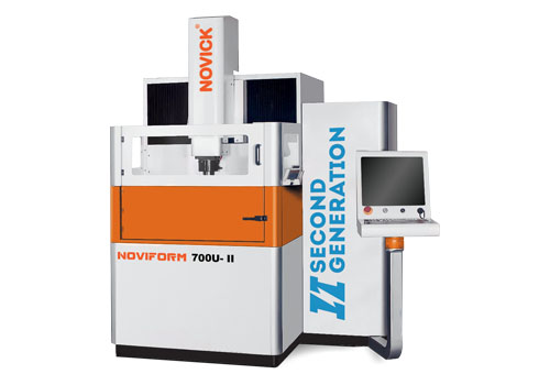 novick NOVIFORM 700U-II Precision Machining