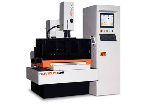 High Speed Wire Cut EDM machine - novick