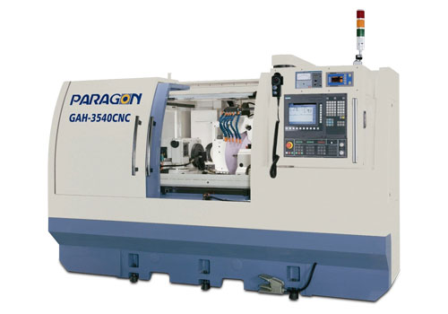 Heavy Duty CNC Series - paragon