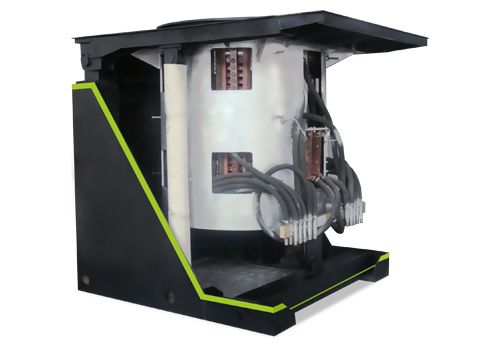 Non-Ferrous Induction Melting Furnace - profimach