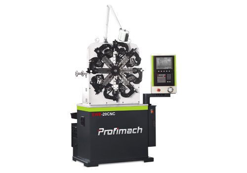 CNC versatile wire bending machine - profimach