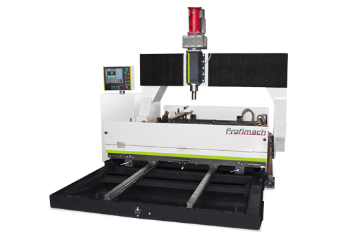 CNC plate drilling machines - profimach