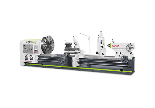 Heavy Duty Universal Lathes - profimach