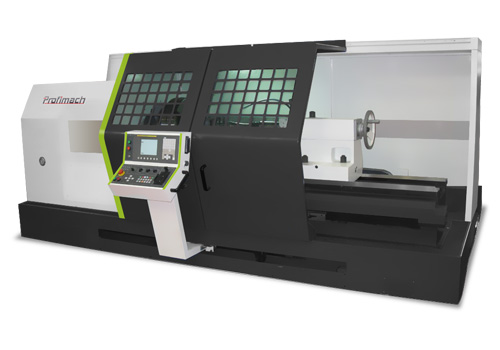 CNC Strong Bed High Precision Universal Lathes - profimach