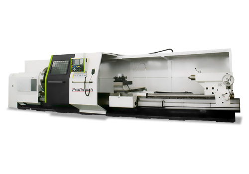 CNC Heavy Duty Big Diameter Universal Lathes - profimach