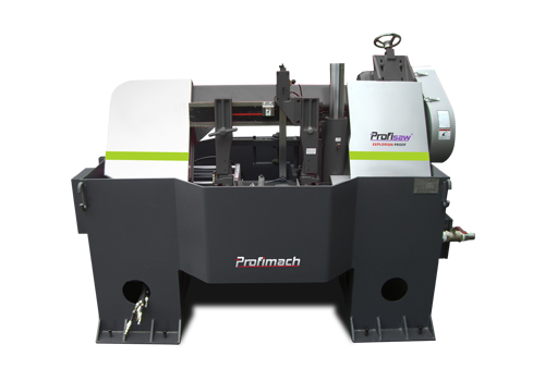 Explosion Proof Semi Automatic Band Saw - profimach