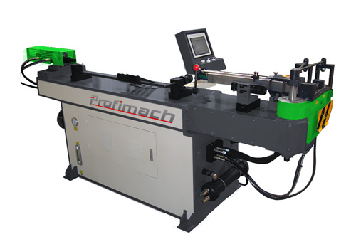 NC Control with Hydraulic Rotary Bending - profimach