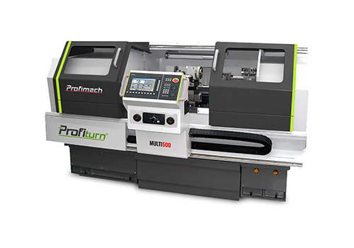 Multi-functional CNC lathe / Mechatronic lathes - profimach