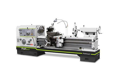 High Precision Heavy Duty Universal Lathes - profimach
