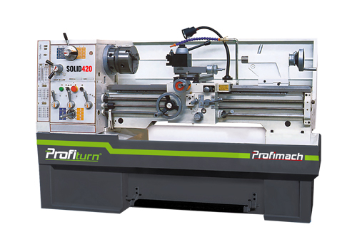 High RIGID High Precision Toolroom Lathes - profimach