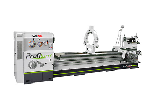 Light Duty Big Diameter Universal Lathes - profimach