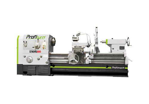 Strong Bed Heavy Duty Economical Universal Lathes - profimach