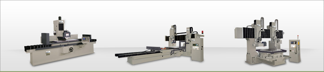 Grinder Surface CNC Series