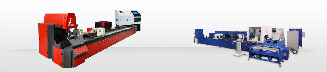 CNC Tubes Laser Cutting Machines