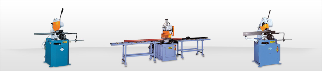 Circular Disc Sawing Machines Angular