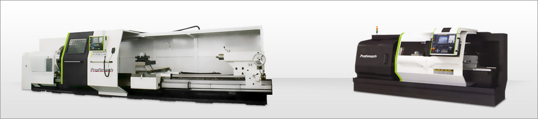 CNC horizontal turning Lathes