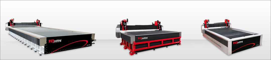 Bridge Type Series Machines - Waterjet