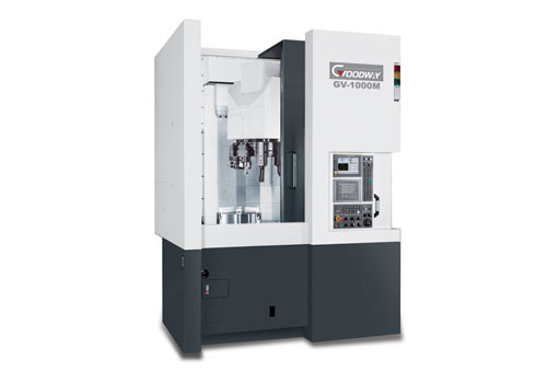 High Performance Vertical CNC Turning Center - Goodway