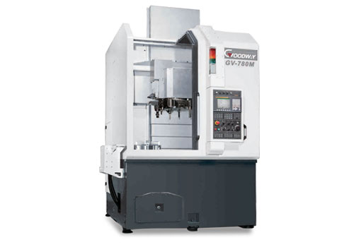 Ultra Performance Vertical CNC Turning Center - Goodway