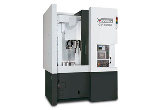Vertical CNC Turning Center - Goodway