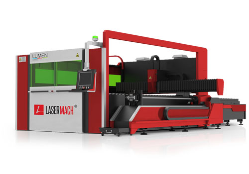 Combi laser cutting machines - LaserMach